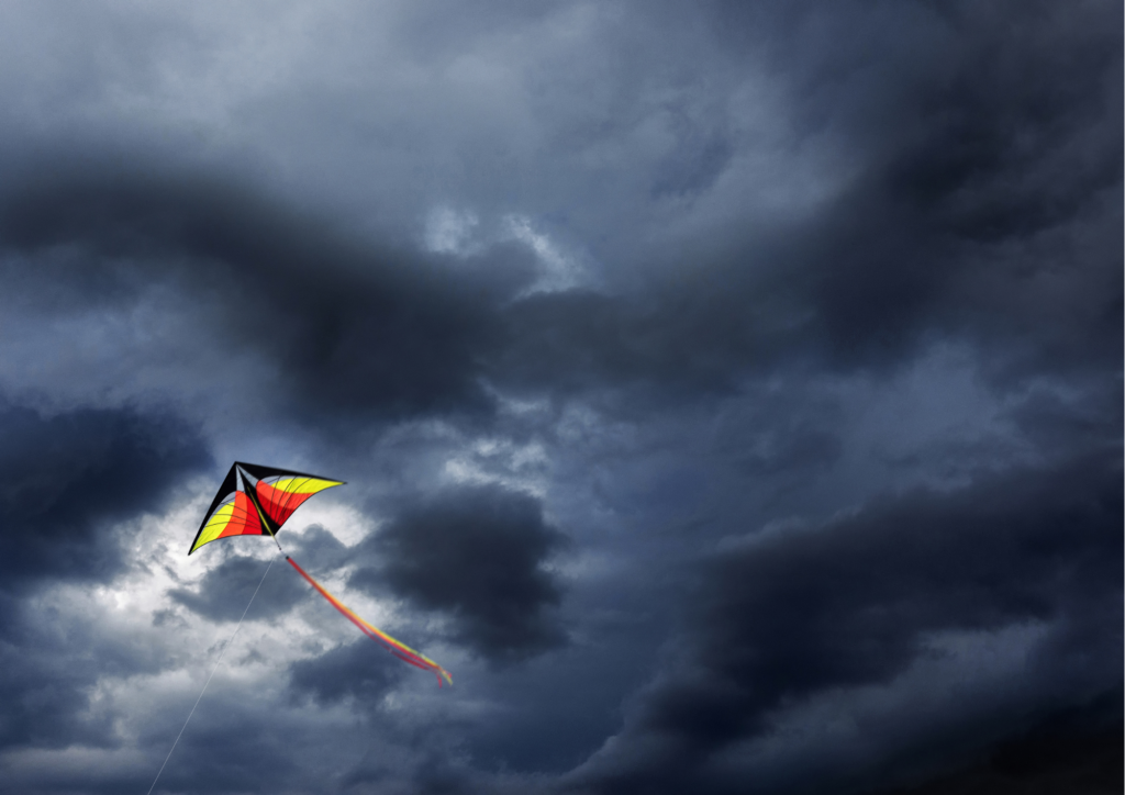 Can You Fly A Kite In The Rain?