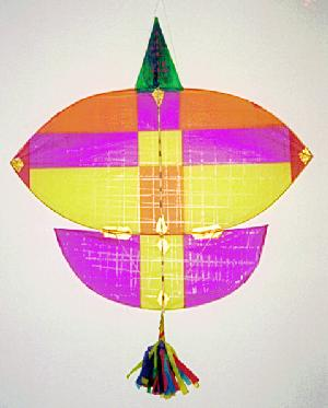 Tukkal or Tuqal is a fighter kite found in both India and Pakistan.